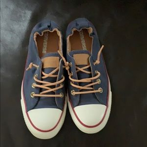 Converse Navy Blue Sneakers